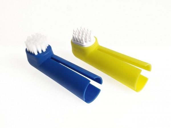 Hunde-Zahnbürste im Set