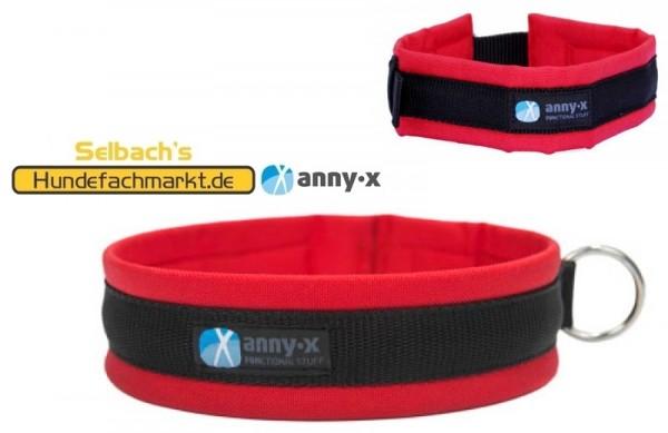 annyx Steckhalsband rot