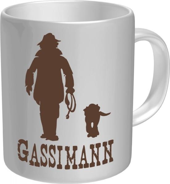 Tasse Gassimann - Schroeders Hundeleben