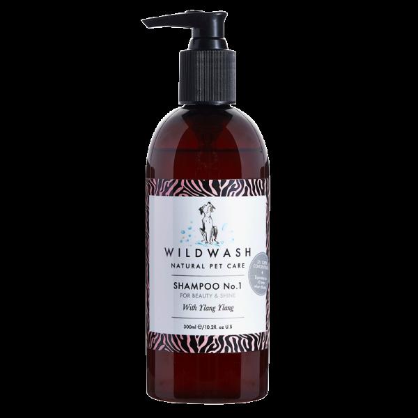 Wild Wash Fragrance Shampoo