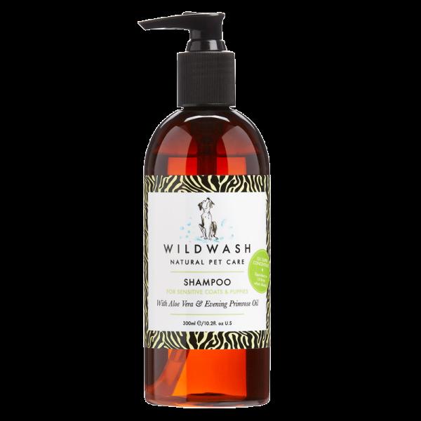 Wild Wash Sensitiv Shampoo