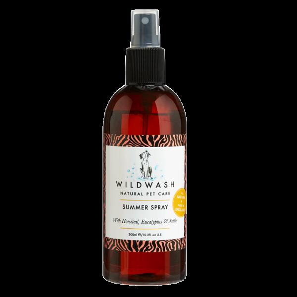 Wild Wash Anti Floh Spray