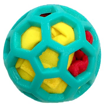 Charley & Molly Hexagonal Ball