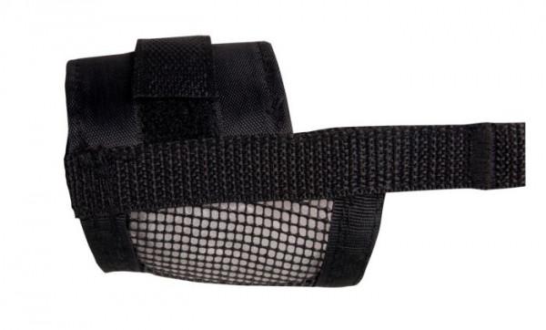 Maulkorb Comfort aus Nylon mit Netzeinsatz