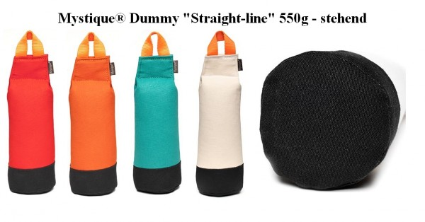 """Mystique® Dummy """"Straight-line"""" 550g - stehend"""