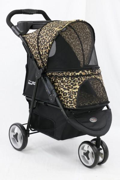 Hundebuggy Allure-Cheetah von Innopet