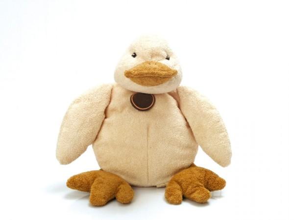 Plüsch Ente Ferdinand - Hundespielzeug