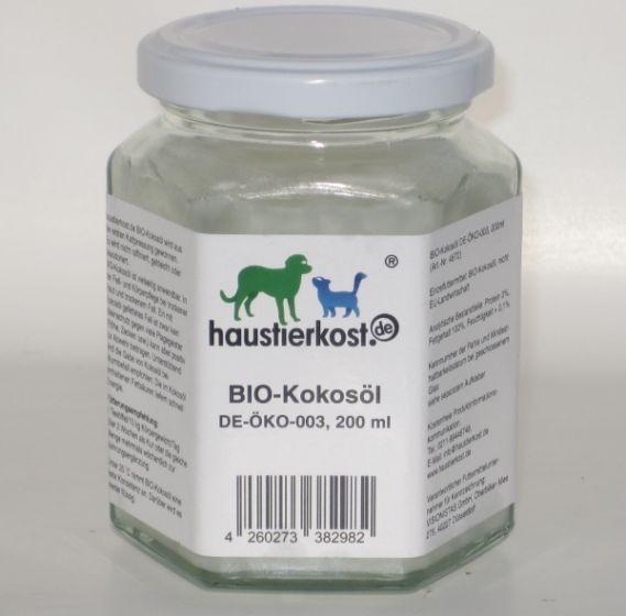 BIO-Kokosöl 200ml